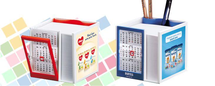 Calendar cub bianual