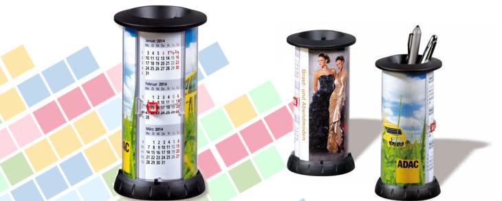 Calendar Turn Panorama